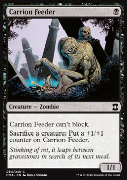 Carrion Feeder, Eternal Masters