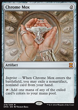 Chrome Mox, Eternal Masters
