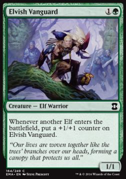 Elvish Vanguard, Eternal Masters