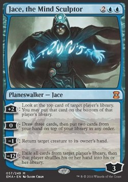 Jace, the Mind Sculptor, Eternal Masters