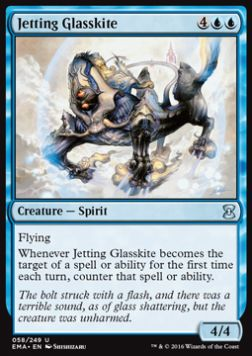 Jetting Glasskite, Eternal Masters