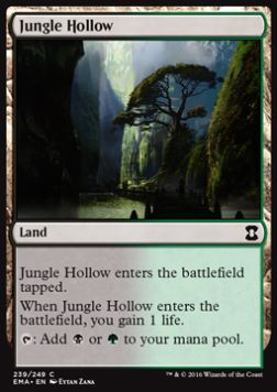 Jungle Hollow, Eternal Masters