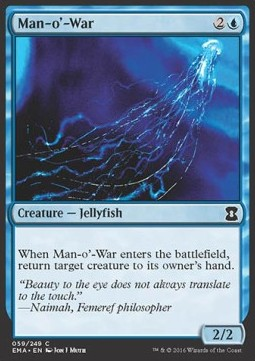 Man-o'-War, Eternal Masters