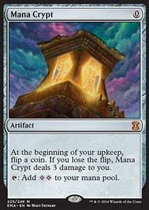 Mana Crypt, Eternal Masters
