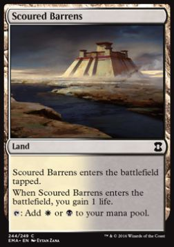 Scoured Barrens, Eternal Masters