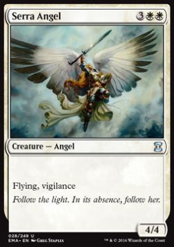 Serra Angel, Eternal Masters
