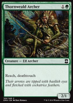 Thornweald Archer, Eternal Masters