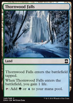 Thornwood Falls, Eternal Masters