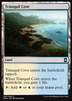 Tranquil Cove, Eternal Masters