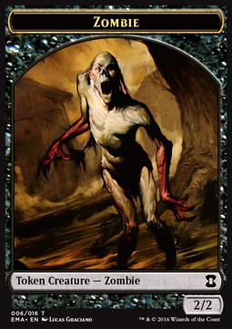 Zombie Token, Eternal Masters