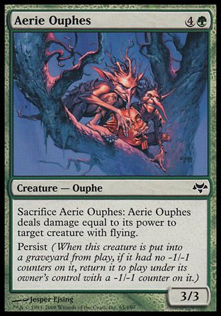 Aerie Ouphes, Eventide