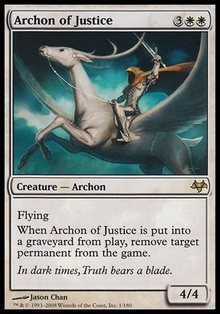 Archon of Justice, Eventide