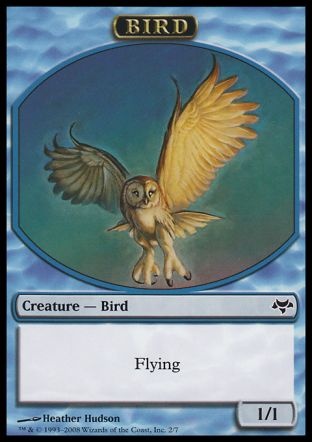 Bird token, Eventide