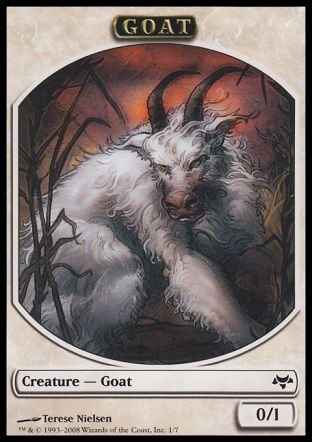 Goat token, Eventide