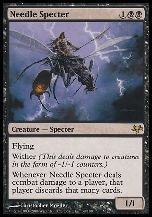 Needle Specter, Eventide