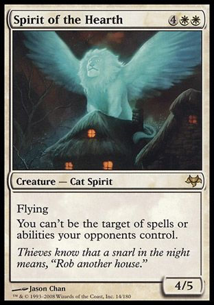 Spirit of the Hearth, Eventide