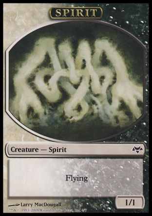Spirit token, Eventide