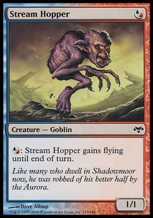 Stream Hopper, Eventide