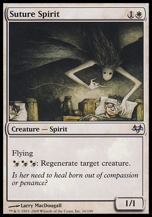 Suture Spirit, Eventide