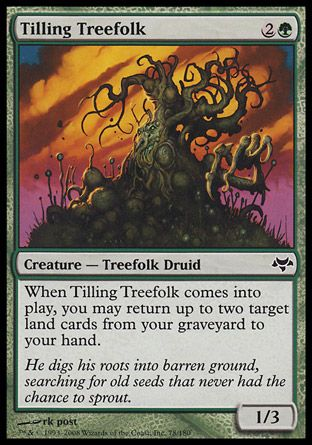 Tilling Treefolk, Eventide
