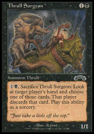 Thrull Surgeon, Exodus
