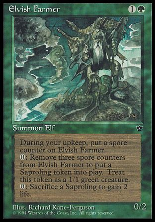 Elvish Farmer, Fallen Empires