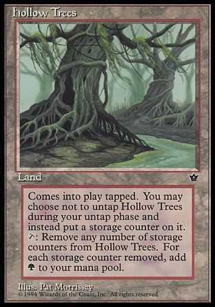 Hollow Trees, Fallen Empires