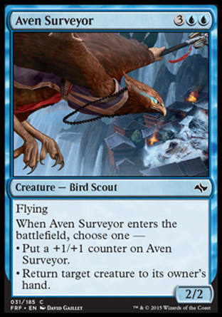 Aven Surveyor, Fate Reforged