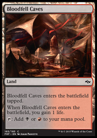 Bloodfell Caves, Fate Reforged