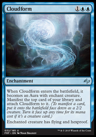 Cloudform, Fate Reforged