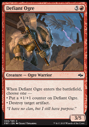 Defiant Ogre, Fate Reforged