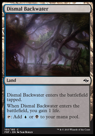 Dismal Backwater, Fate Reforged