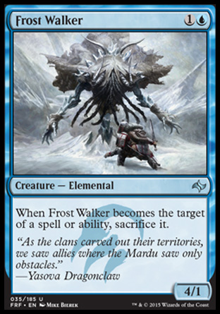 Frost Walker, Fate Reforged