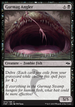 Gurmag Angler, Fate Reforged