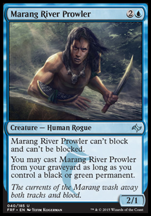 Marang River Prowler, Fate Reforged