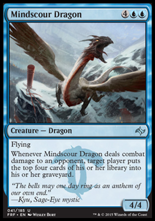 Mindscour Dragon, Fate Reforged