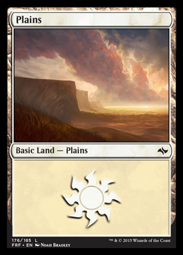 Plains, Fate Reforged