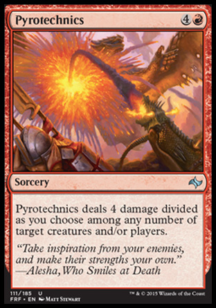 Pyrotechnics, Fate Reforged
