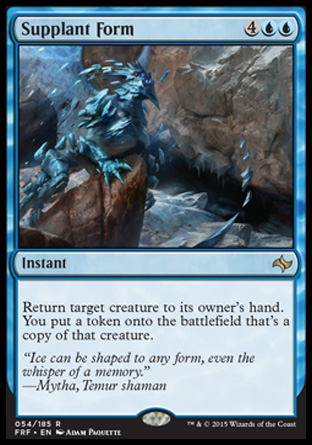 Supplant Form, Fate Reforged