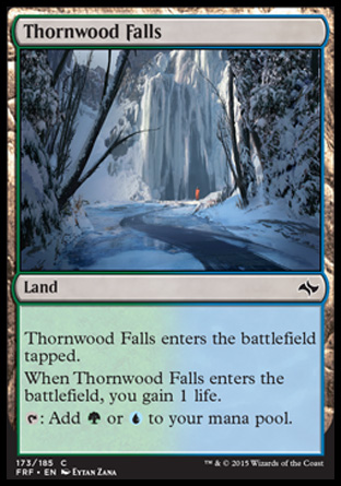 Thornwood Falls, Fate Reforged