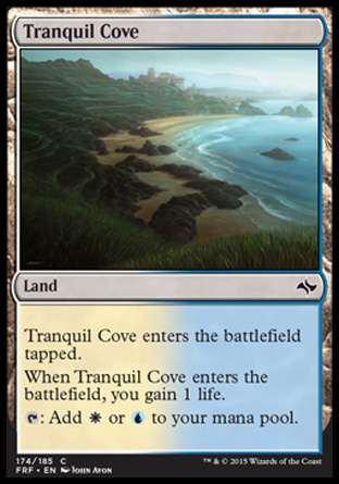Tranquil Cove, Fate Reforged