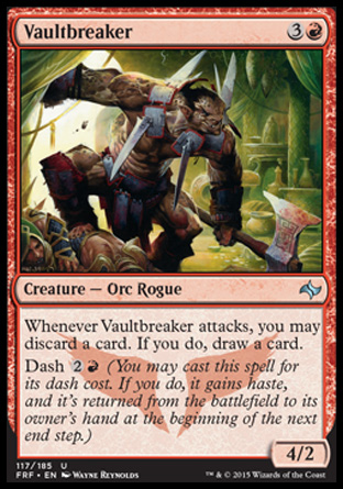 Vaultbreaker, Fate Reforged