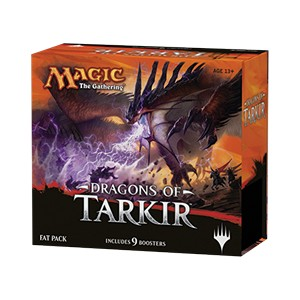 Dragons of Tarkir Fatpack, Fatpacks