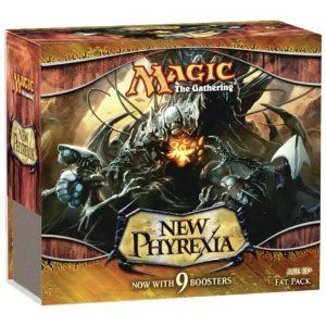 New Pyrexia Fatpack, Fatpacks