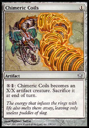 Chimeric Coils, Fifth Dawn