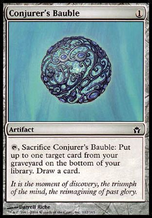 Conjurer's Bauble, Fifth Dawn