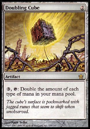 Doubling Cube, Fifth Dawn