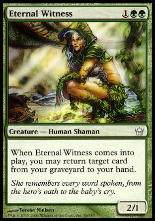 Eternal Witness, Fifth Dawn