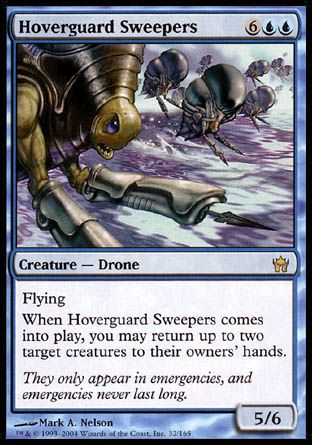 Hoverguard Sweepers, Fifth Dawn