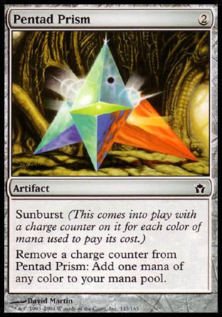 Pentad Prism, Fifth Dawn